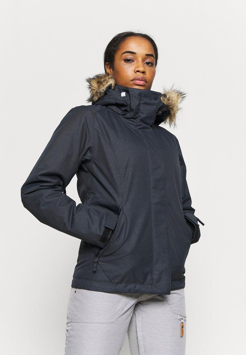 Roxy - JET SKI SOLID - Snowboard jacket - true black