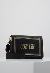 Versace Jeans Couture - Umhängetasche - black/gold - 0
