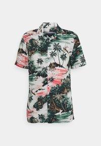 Tommy Hilfiger - HAWAIIAN - Shirt - sunset peach - 0