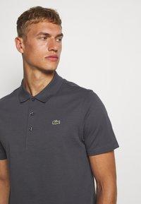 Lacoste Sport - HERREN KURZARM - Polo shirt - graphite - 3