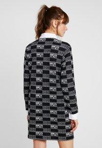 Obey Clothing - HIGHLAND DRESS - Jumper dress - black - 2