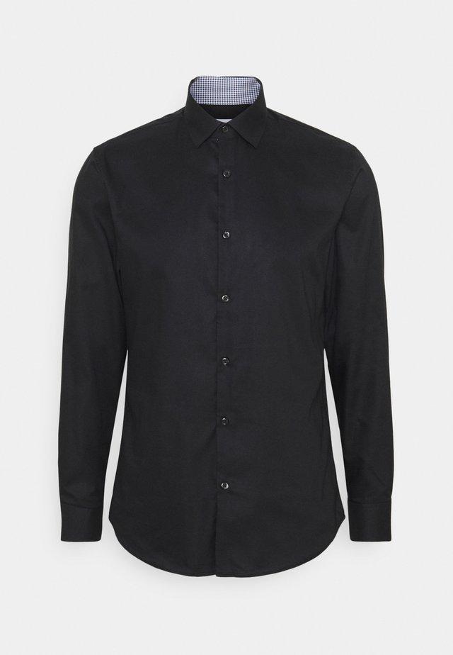 SLHSLIMNEW MARK - Businesshemd - black