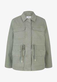 TOM TAILOR - Summer jacket - prairie grass green - 4
