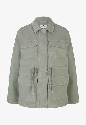 Summer jacket - prairie grass green