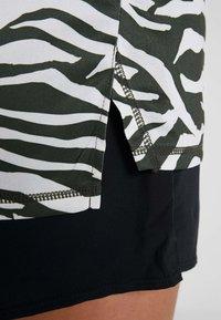 Björn Borg - CASSIE - Funkční triko - black - 6