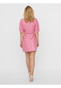 Vero Moda - Day dress - chateau rose - 2