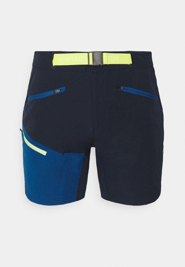 DELPHOS - Shortsit - dark blue