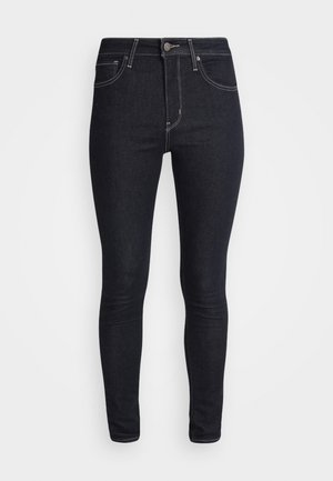 721™ HIGH RISE SKINNY - Jeansy Skinny Fit - rinsed denim