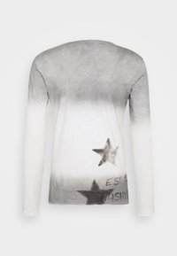 Key Largo - ENDEAVOUR ROUND - Long sleeved top - silver - 7