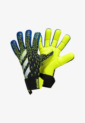 PREDATOR COMPETITION  - Goalkeeping gloves - schwarz