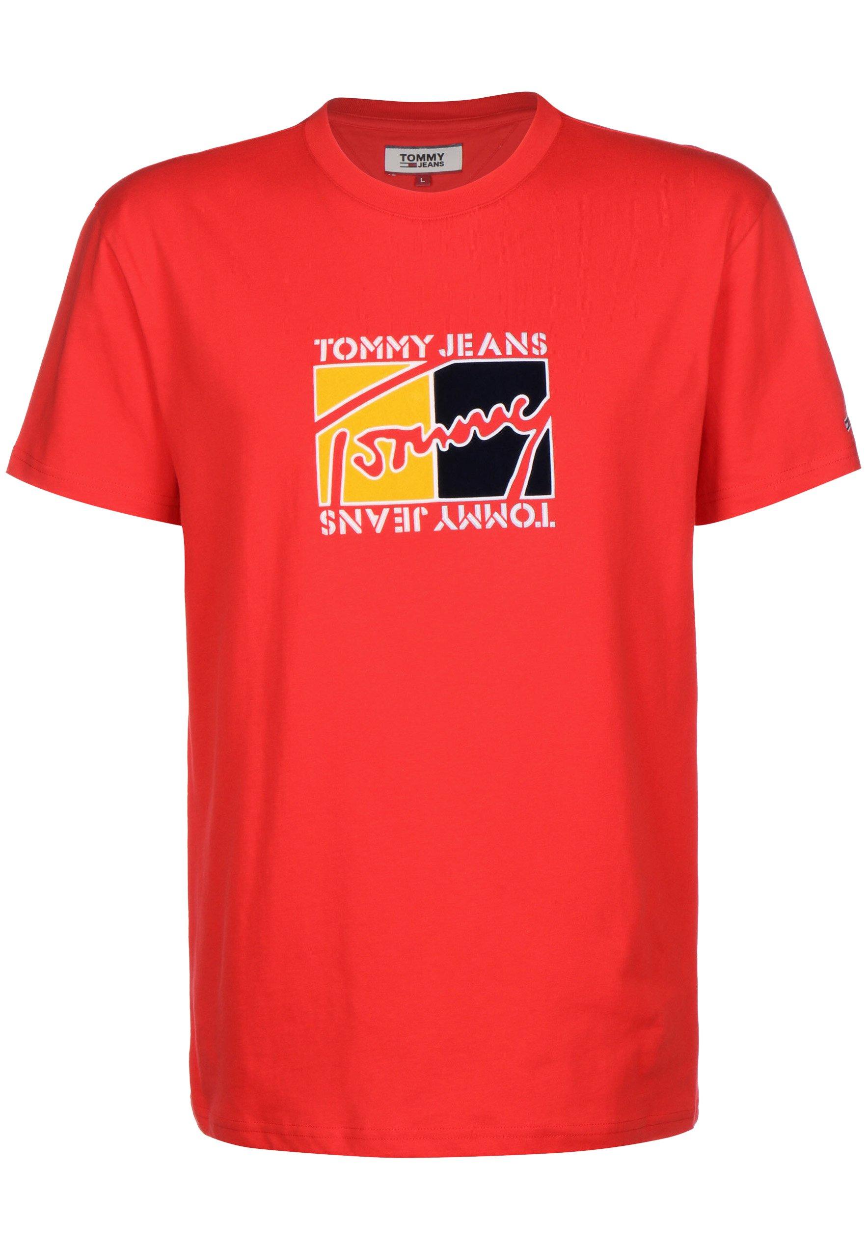 Damen FLAG SCRIPT TEE - T-Shirt print