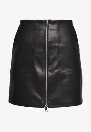 ONLKYLIE MORGAN SKIRT - Mini skirts  - black