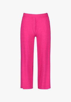 Trousers - rasberry