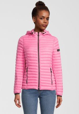 Winter jacket - fanatic pink