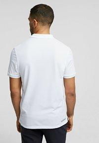 KARL LAGERFELD - Polo shirt - white - 2