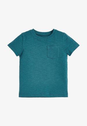 SHORT SLEEVE - T-shirt basic - teal