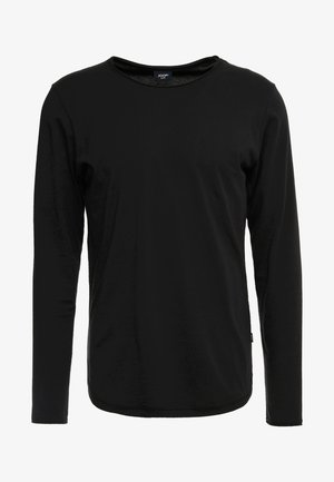 CARLOS - Long sleeved top - black
