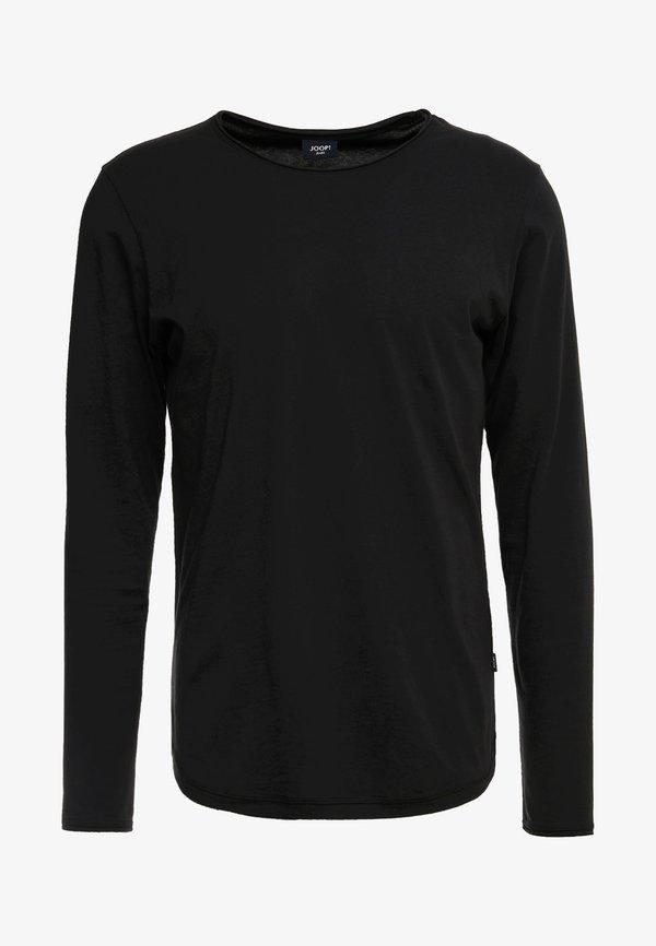 JOOP! Jeans CARLOS - Bluzka z długim rękawem - black/czarny Odzież Męska CNGT