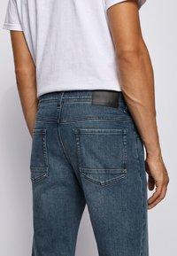 BOSS - ALBANY  - Straight leg jeans - blue - 3