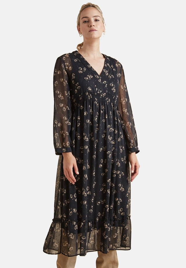 STAMPATO - Day dress - nero