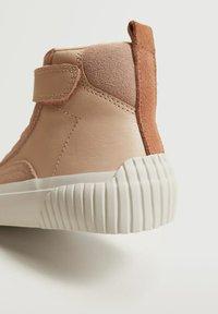 Mango Kids - BASKETS - Sneakers hoog - rose clair - 5