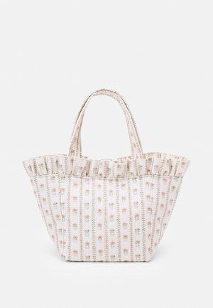CLAIRE TOTE - Velká kabelka - white