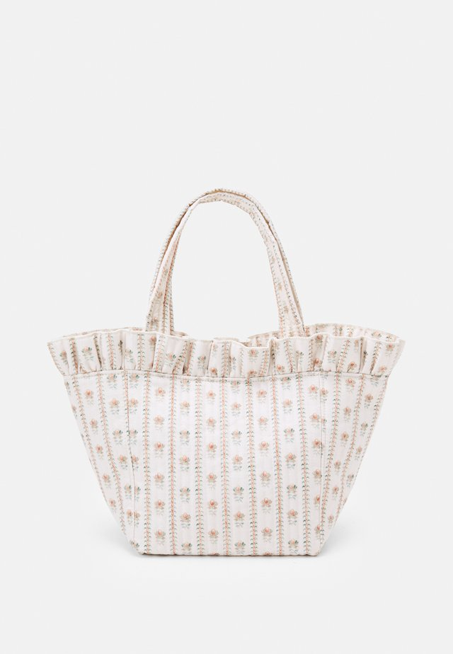 CLAIRE TOTE - Shoppingveske - white