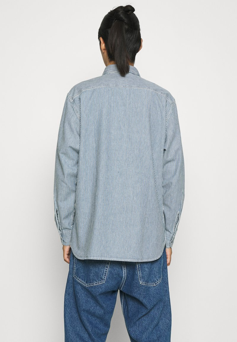 Levi's® - CLASSIC WORKER - Overhemd - hickory rinse