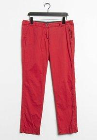 zero - Trousers - red - 0