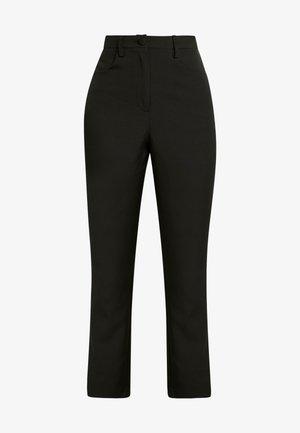 BENJAMIN TROUSER - Trousers - black