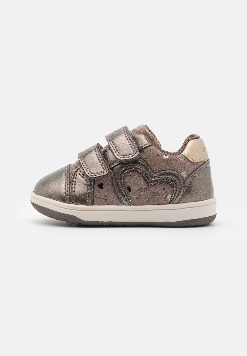 Geox - NEW FLICK GIRL - Zapatillas - smoke grey