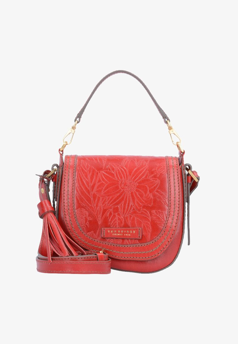The Bridge - CAPRAIA  - Handbag - red