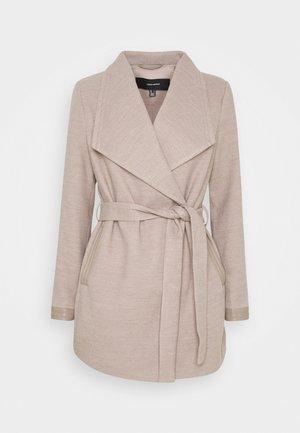 VMCALASISSEL JACKET - Classic coat - sepia tint melange