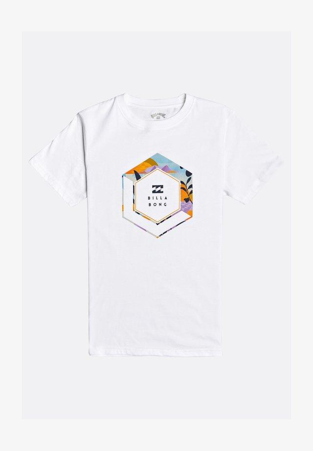 ACCESS - Surfshirt - white