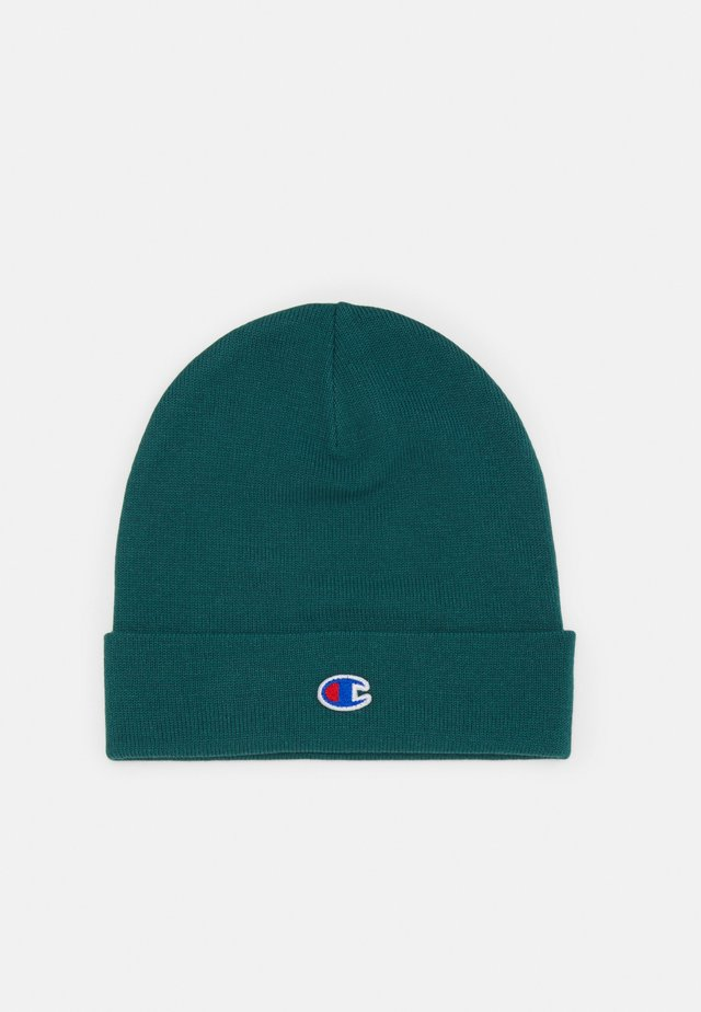 UNISEX - Bonnet - dark green