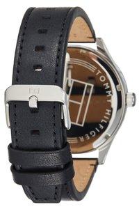 Tommy Hilfiger - Watch - black/silver - 2