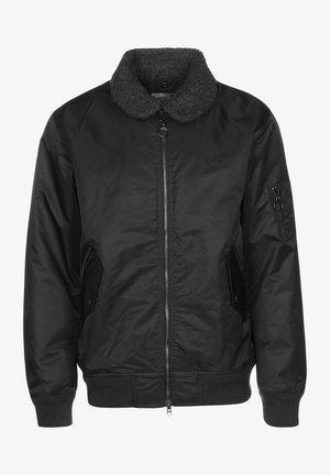Bomber Jacket - graphite sombre/marine