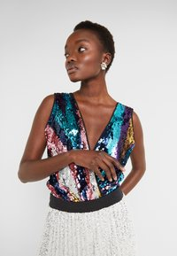 TWINSET - Bluser - multi-coloured/pink/silver - 0