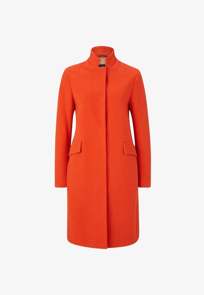 JOOP! - MANTEL CERA - Classic coat - orange