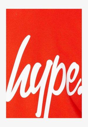 SCRIPT - Sweatshirt - red