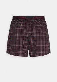 Calvin Klein Underwear - 2 PACK - Boxer shorts - purple - 1