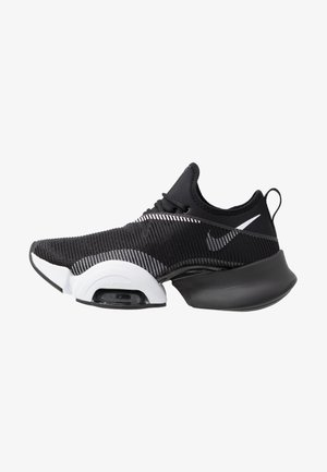 AIR ZOOM SUPERREP - Gym- & träningskor - black/white/anthracite