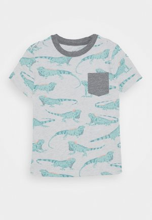 TEES BOYS TODDLER - Print T-shirt - green