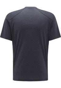 Haglöfs - Print T-shirt - true black - 4