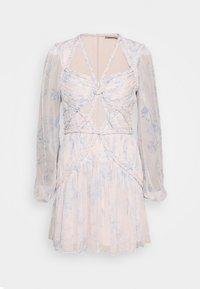 Thurley - CONQUEST MINI DRESS - Sukienka koktajlowa - offwhite - 5