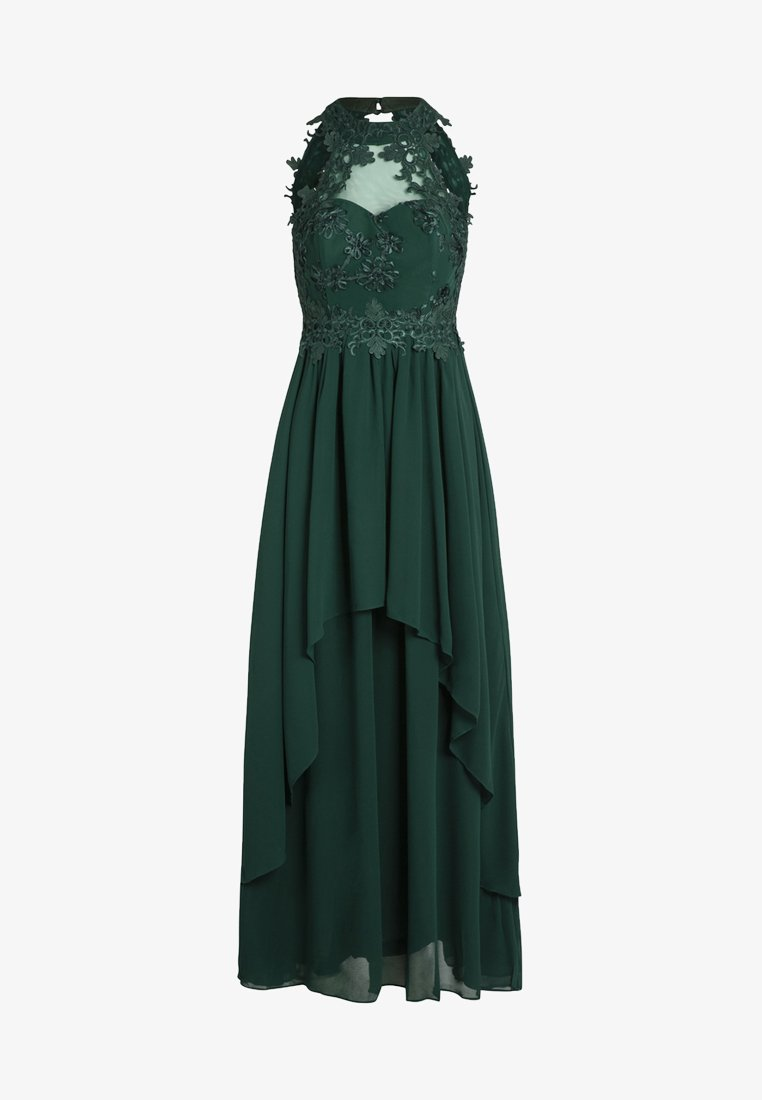 Ballkleid - green