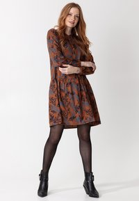 Indiska - Day dress - rust - 1