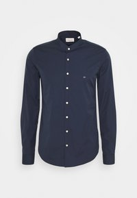 Calvin Klein Tailored - EASY IRON SLIM - Shirt - blue - 4
