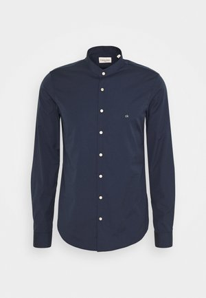 EASY IRON SLIM - Shirt - blue