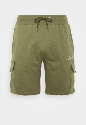 UTILITY  - Teplákové kalhoty - khaki